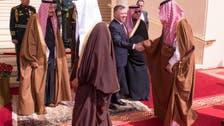 شاہ سلمان سے شاہ عبداللہ دوم کا دوطرفہ تعلقات پر تبادلہ خیال