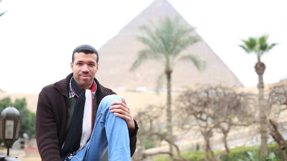 Meet Mohammed Sallam: Egypt's potential Mars settler (Facebook)
