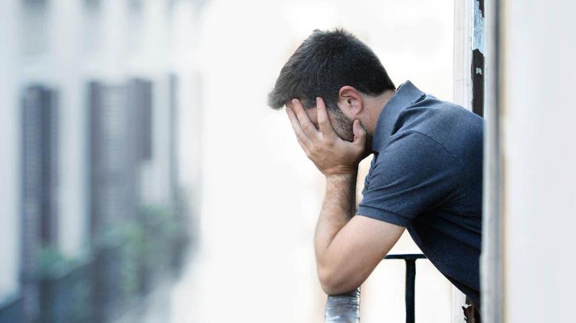 Violence Mental Illness Shutterstock Depression