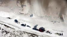 مقتل 92 في أسوأ انهيارات ثلجية بأفغانستان