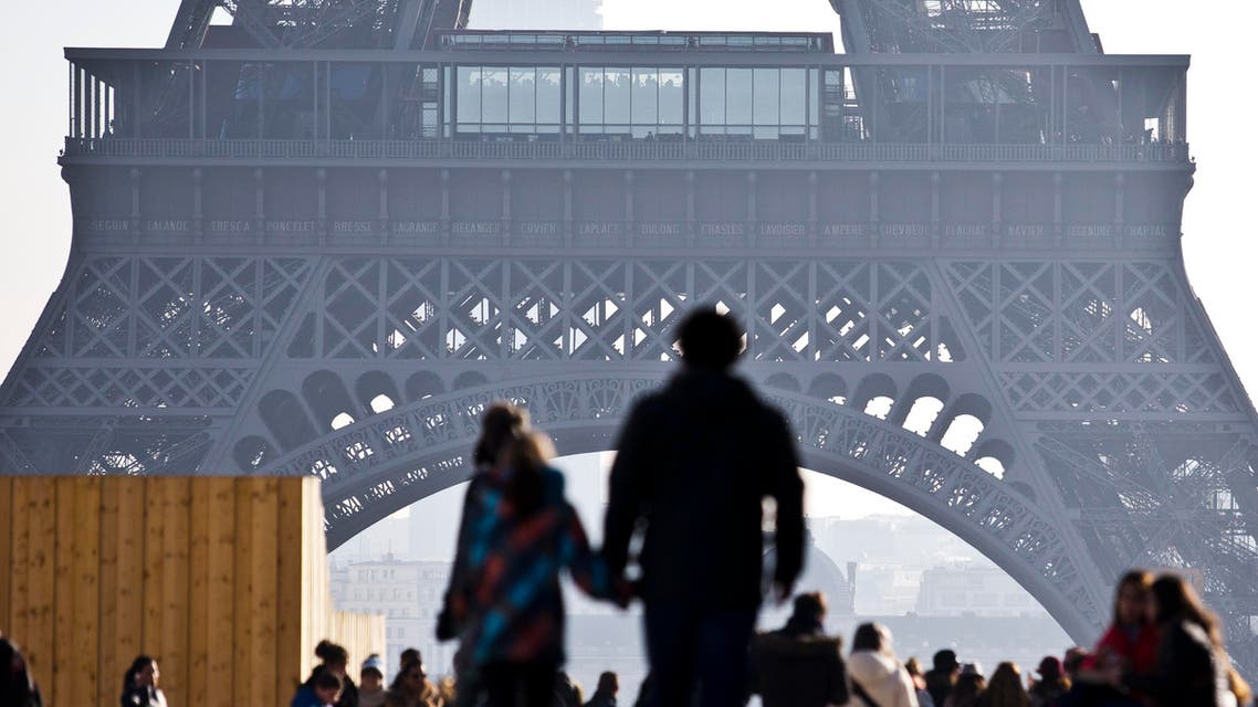 Paris AP