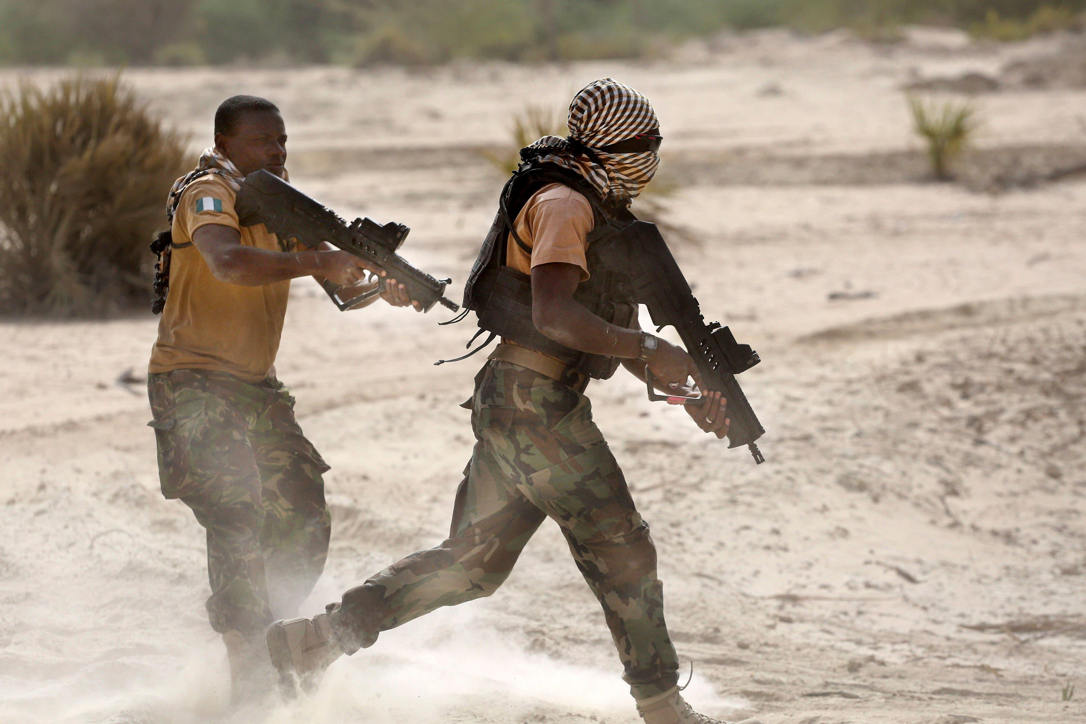 Taking on Boko Haram