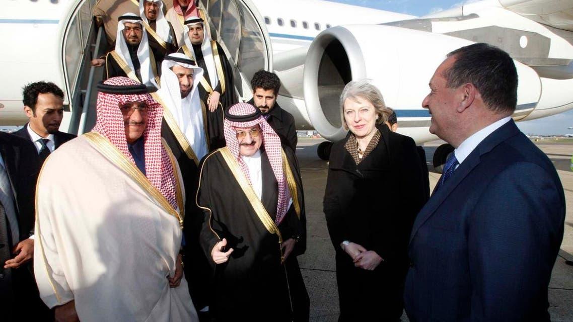 Saudi Deputy Crown Prince Mohammad bin Nayef. (SPA)