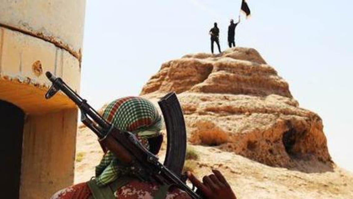 """داعش"""" يخلي مواقعه في محافظة صلاح الدين"""