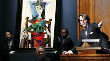 مزادات الأعمال الفنية شهدت ازدهاراً تاريخياً في 2014