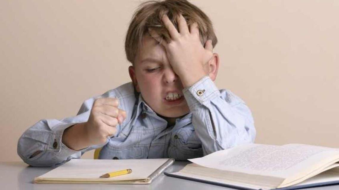 قصور الانتباه عند الأطفال