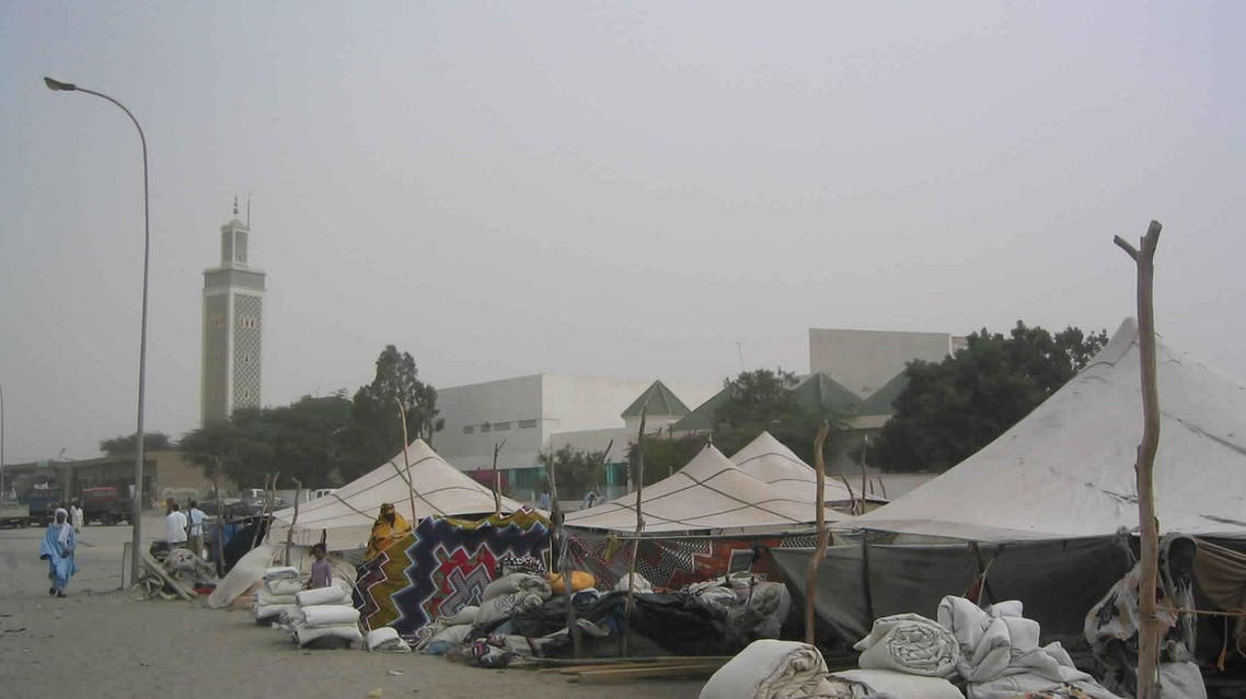 خيم موريتانيا