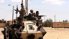 Dozens of 'militants' killed in Sinai: sources