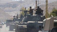 الجيش اللبناني يتسلم أول دفعة من المدرعات الأميركية