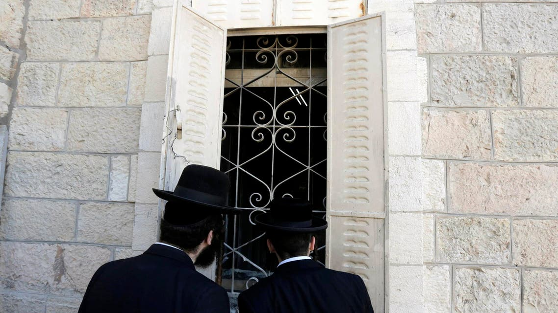 Jerusalem church building torched in apparent hate crime (Reuters)