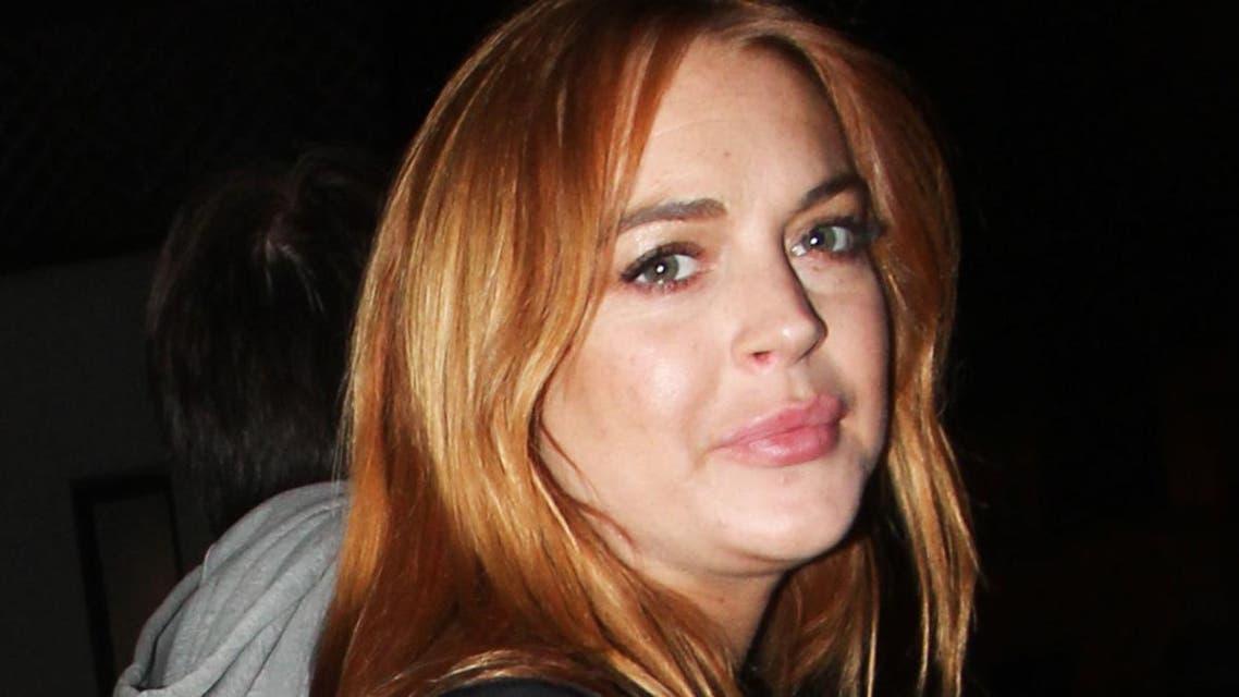 Lindsay Lohan لينزي لوهان