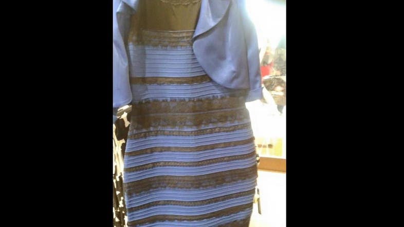 Friday Saw A Seemingly Innocuous Image Of Dress Go Viral As Social Media Users And Celebrities Battled It Out Over What Color The Frock Really Is
