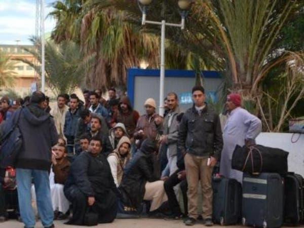 فرار 25 ألف مصري من ليبيا منذ إعدام داعش للأقباط
