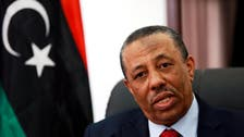 Libyan PM says Turkey supplying weapons to rival Tripoli group