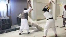 متحف متروبوليتان: تدمير تماثيل الموصل كارثة