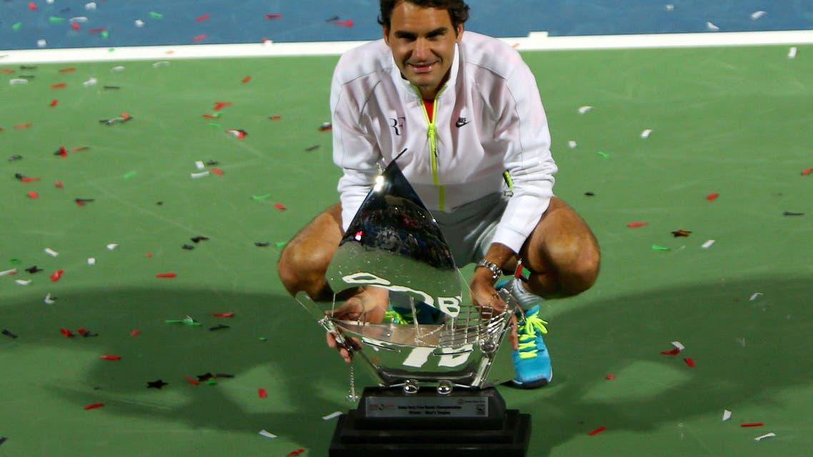 Roger Federer AFP