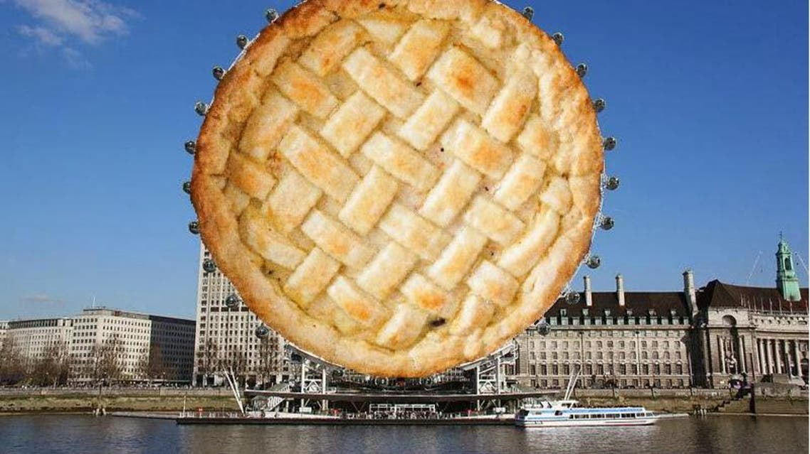 London Pie isis twitter