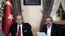 Jailed Kurdish leader in Turkey urges PKK to lay down arms