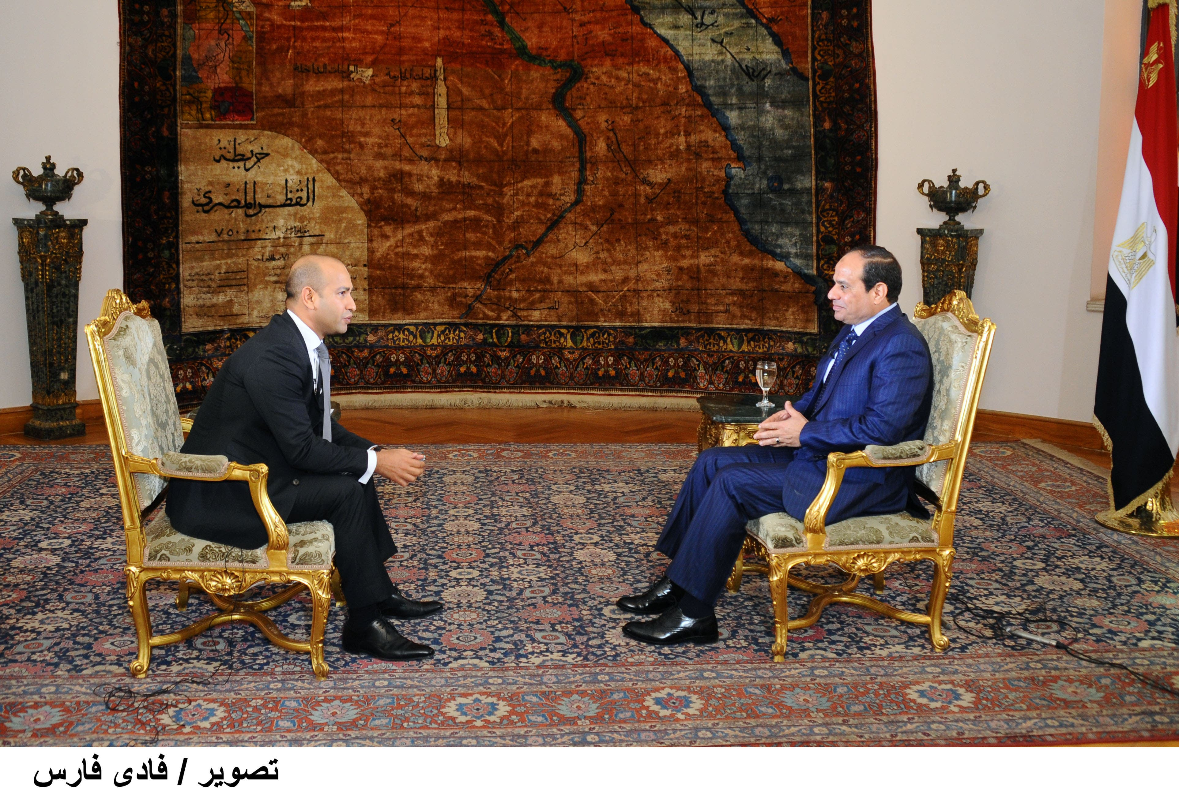 Egyptian President Abdel Fattah al-Sisi AA