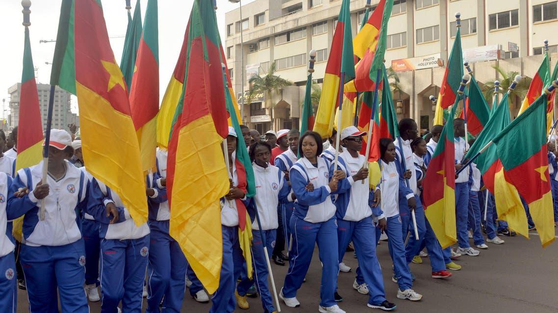 Cameroon demo against Boko Haram AFP