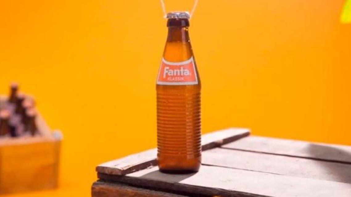 The ad was released to celebrate the 75th anniversary of the company's orange soda Fanta. (Courtesy: Vimeo)