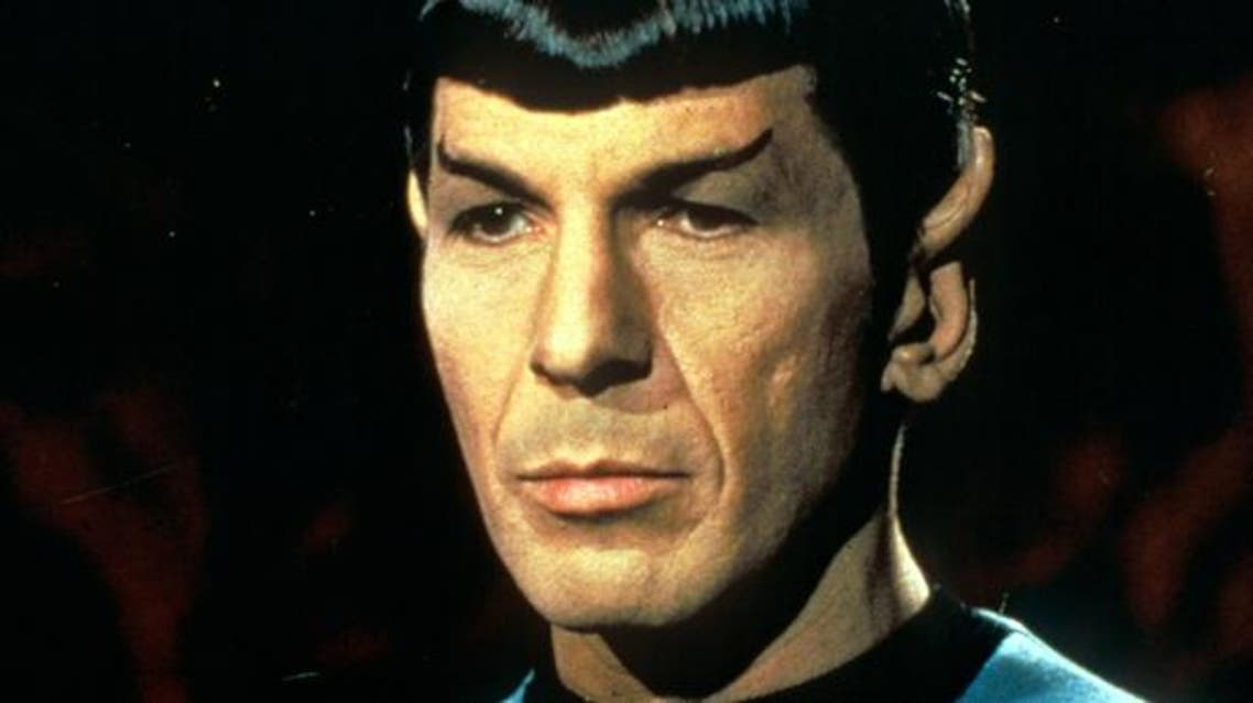 Leonard Nimoy as Mr Spock in Star Trek. Photograph: Moviestore Collection/Rex