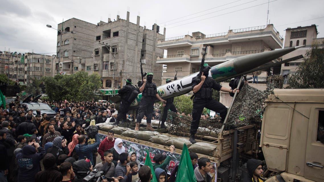 Hamas AP Gaza