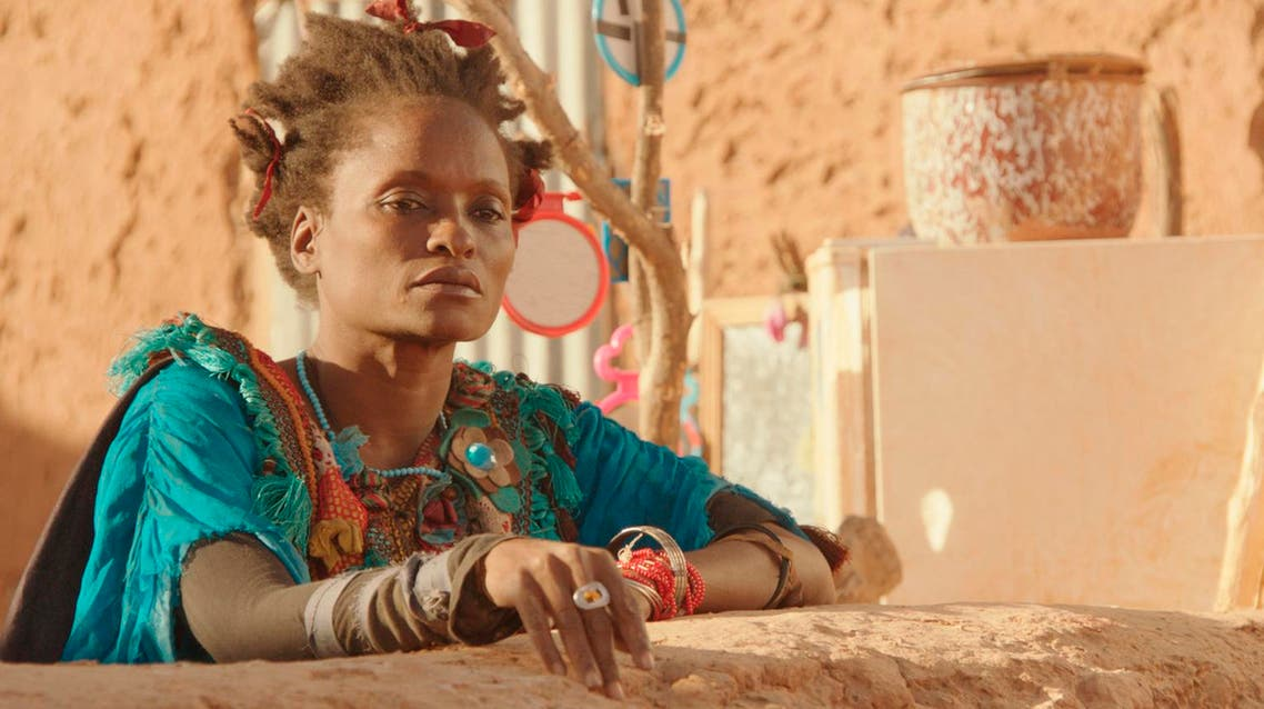 "This photo provided by Cohen Media Group shows Kettly Noel in a scene from the film, ""Timbuktu,"" directed by Abderrahmane Sissako. AP"