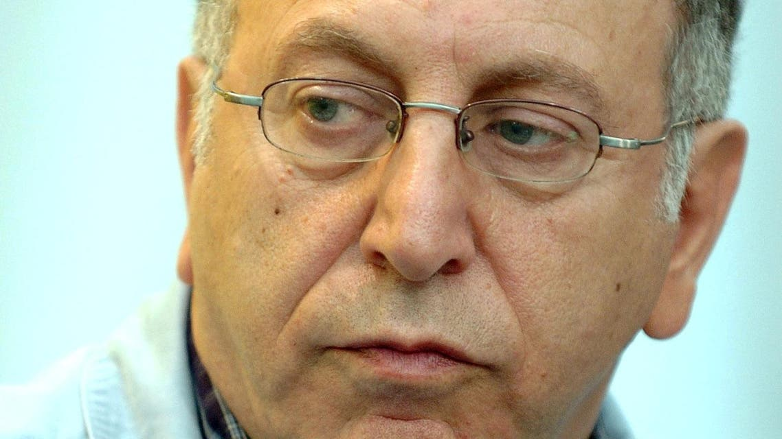 Khoury,69,  is an acclaimed actor in Israel where he has received awards in recognition of his work. (File photo: AP)