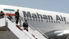 Iran's Mahan Air launches direct flights to Venezuela