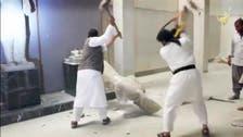 ISIS museum vandals in Iraq video identified