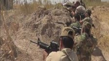 تکریت میں دہشت گردوں کے ٹھکانوں پر عراقی بمباری
