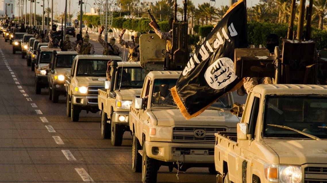 داعش في سرت القاعدة ليبيا