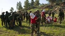 اسرائیلی فوج کی تین سال بعد غربِ اردن میں مشق