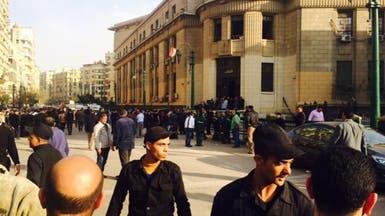 قتيلان و9 جرحى في انفجار أمام دار القضاء بالقاهرة