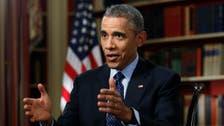 Obama: Iran must halt nuclear work for a decade