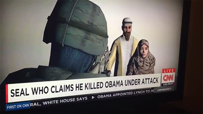 cnn obama osama blooper