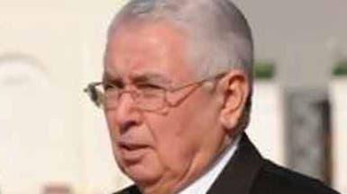 رئيس مجلس الأمة الجزائري: المعارضة تحاول زرع الفتنة
