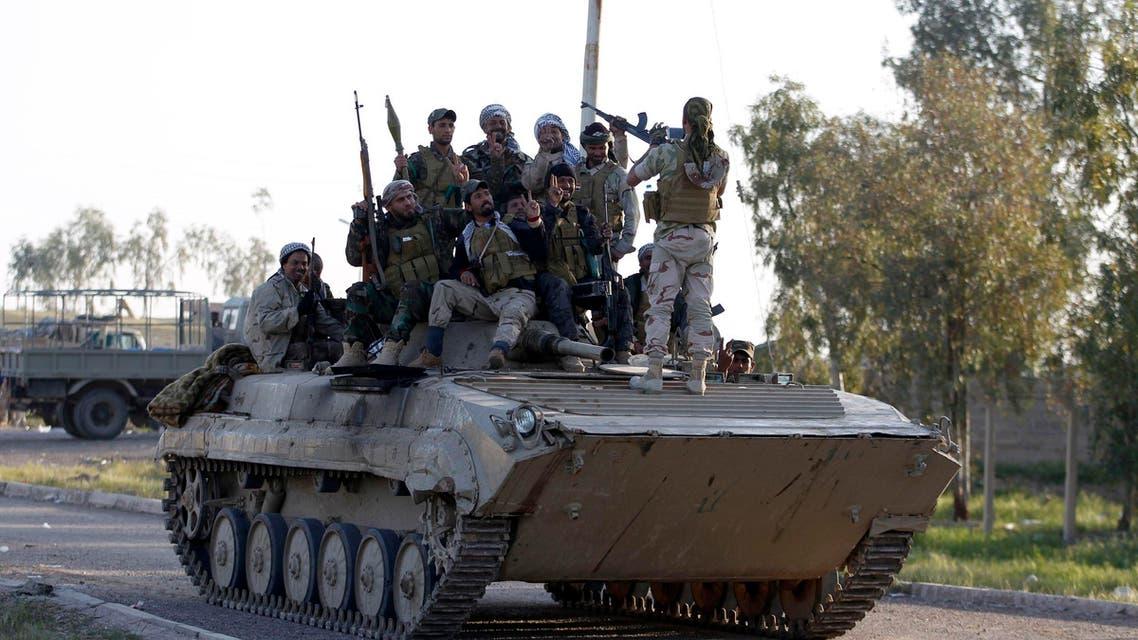 القوات العراقية في صلاح الدين تكريت