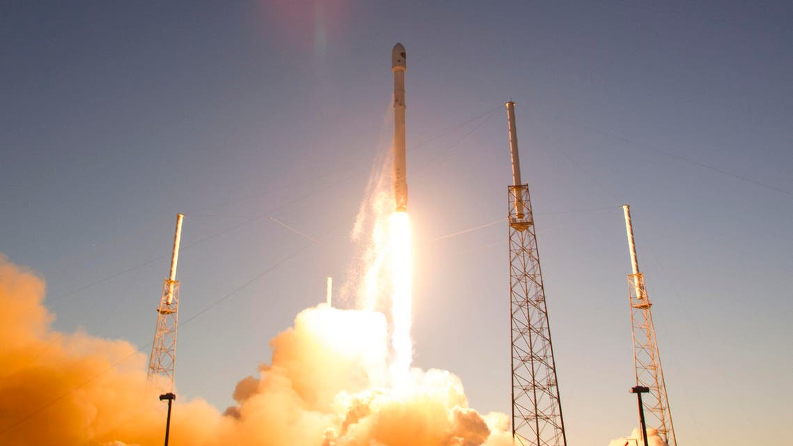 SpaceX rocket blasts off with world's first all-electric satellites (Reuters)
