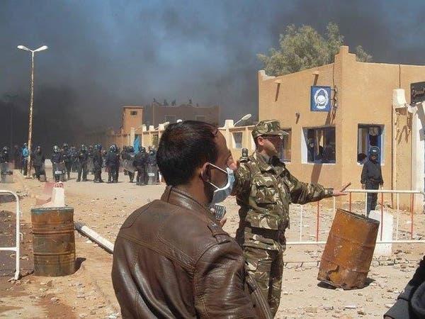 جيش الجزائر: لم نأمر باعتقال المتظاهرين في عين صالح