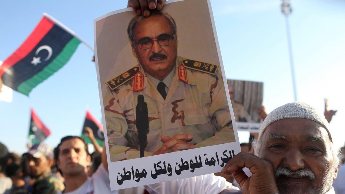 khalifa haftar REUTERS