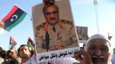 لیبیا:سابق جنرل خلیفہ حفتر آرمی چیف مقرر