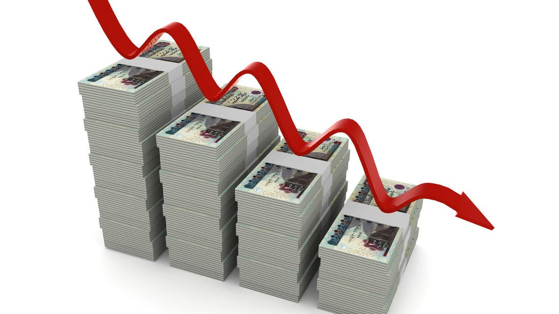 Egypt minister: started to devalue pound to solve repatriation problem (Shutterstock)