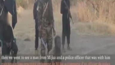 بالفيديو.. على خطى داعش بوكو حرام تقطع الرؤوس