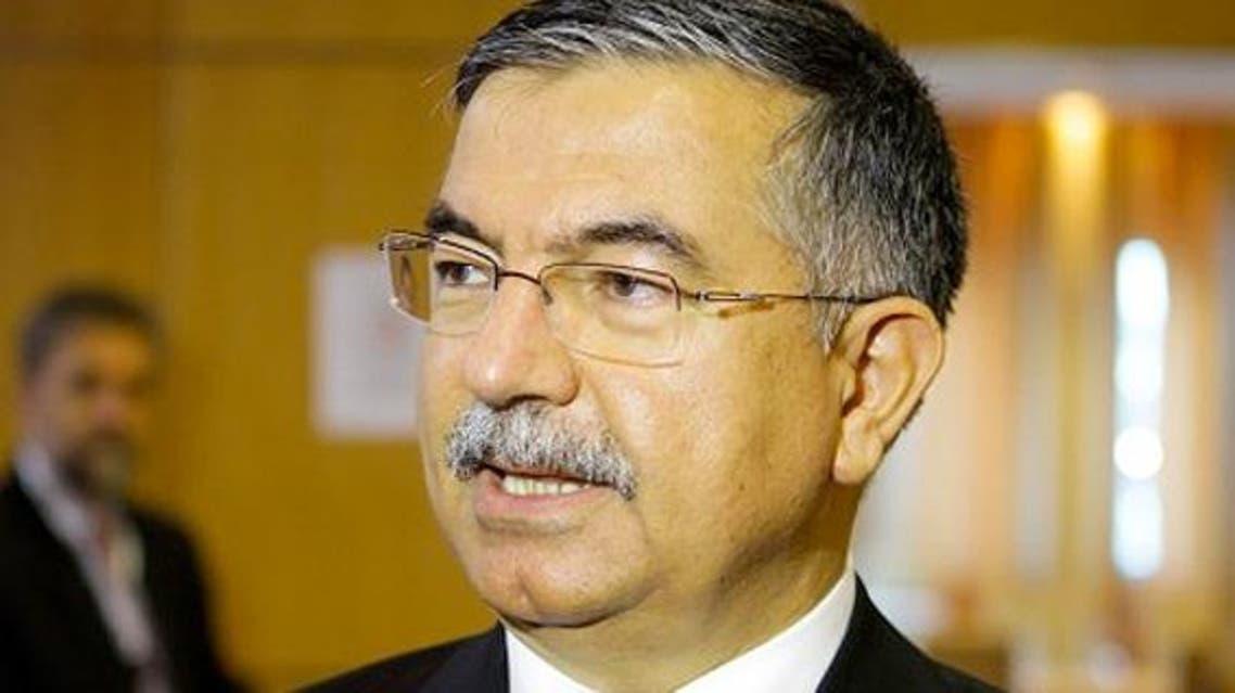 وزير الدفاع التركي
