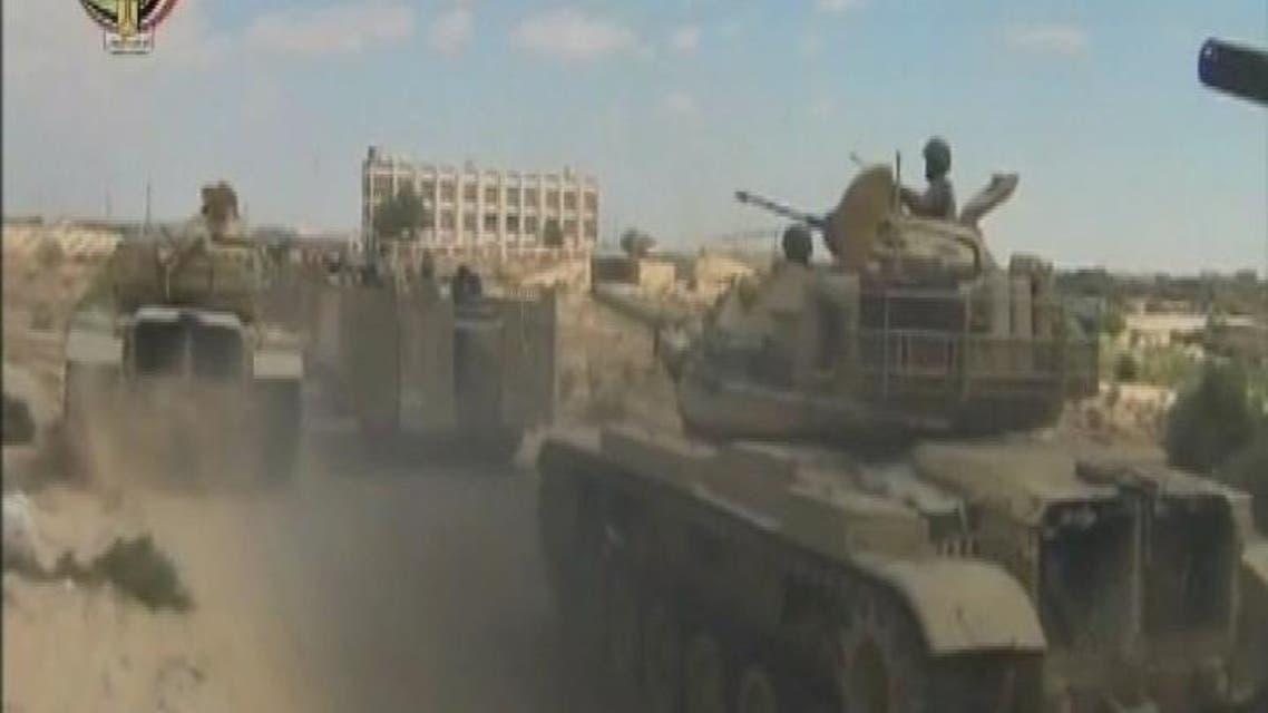 THUMBNAIL_ مقتل 11 متطرفاً في شمال سيناء