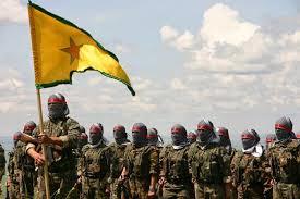 قوات الحماية الكردية