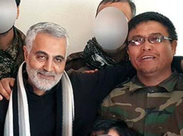 مقتل رجل إيران الأفغاني الشيعي في سوريا
