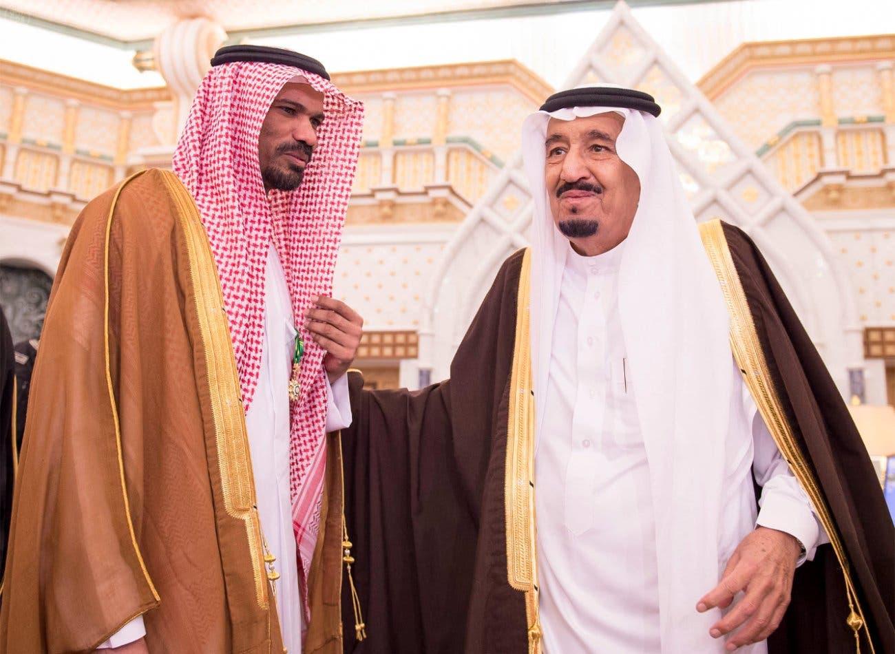 Saudi King Salman Saudi Deputy Consul to Aden Abdullah bin Mohammad al-Khalidi AA